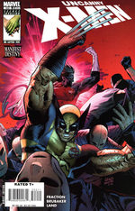 Uncanny X-Men 502
