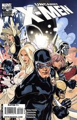 Uncanny X-Men 505