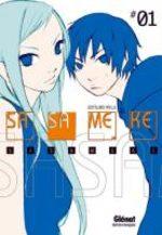 Sasameke T.1 Manga