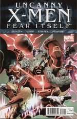 Uncanny X-Men 541