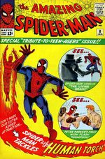 The Amazing Spider-Man # 8