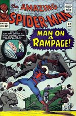 The Amazing Spider-Man 32