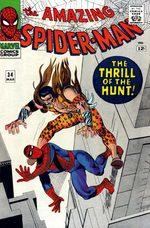The Amazing Spider-Man 34