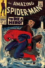 The Amazing Spider-Man 52