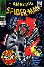 The Amazing Spider-Man 58