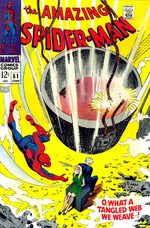 The Amazing Spider-Man 61