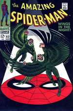 The Amazing Spider-Man 63
