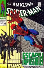 The Amazing Spider-Man 65