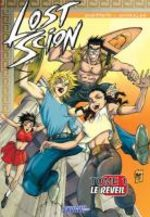 Lost Scion 1 Global manga