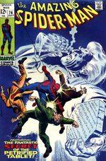 The Amazing Spider-Man 74