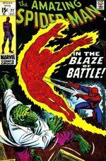 The Amazing Spider-Man 77