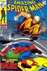 The Amazing Spider-Man 81