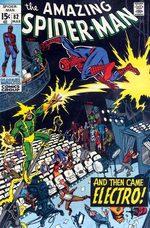 The Amazing Spider-Man 82