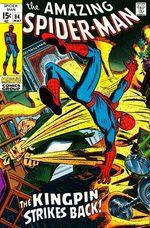 The Amazing Spider-Man 84