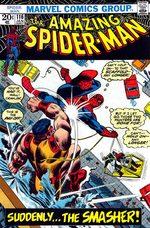 The Amazing Spider-Man 116