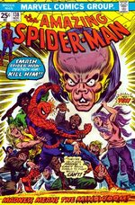 The Amazing Spider-Man 138