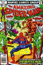 The Amazing Spider-Man 166