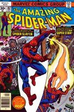 The Amazing Spider-Man 167