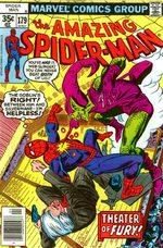 The Amazing Spider-Man 179