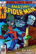 The Amazing Spider-Man 181