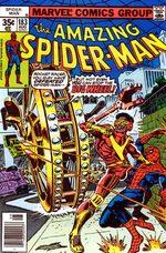 The Amazing Spider-Man 183