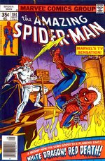 The Amazing Spider-Man 184