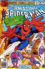 The Amazing Spider-Man 186