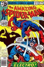 The Amazing Spider-Man 187