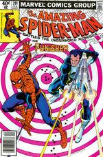 The Amazing Spider-Man 201