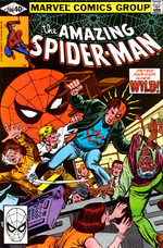 The Amazing Spider-Man 206