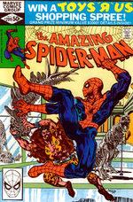 The Amazing Spider-Man 209