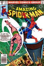 The Amazing Spider-Man 211