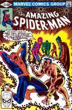 The Amazing Spider-Man 215