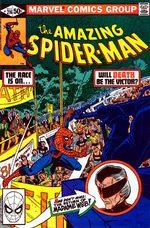 The Amazing Spider-Man 216