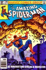 The Amazing Spider-Man 218