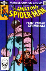 The Amazing Spider-Man 219