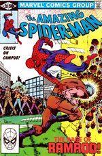 The Amazing Spider-Man 221