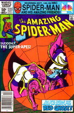 The Amazing Spider-Man 223