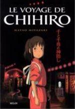 Le Voyage de Chihiro 1 Anime comics
