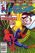 The Amazing Spider-Man 240