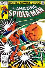 The Amazing Spider-Man 244