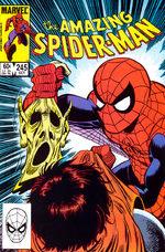 The Amazing Spider-Man 245