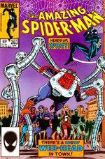 The Amazing Spider-Man 263