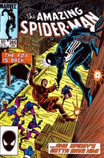 The Amazing Spider-Man 265
