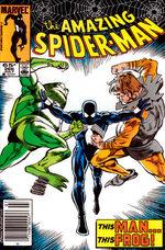 The Amazing Spider-Man 266
