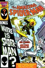 The Amazing Spider-Man 279