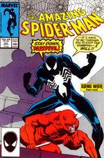 The Amazing Spider-Man 287