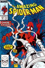 The Amazing Spider-Man 302