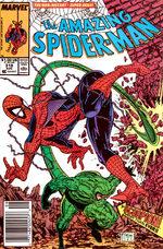 The Amazing Spider-Man 318