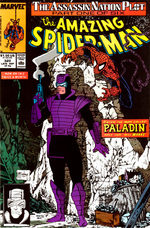 The Amazing Spider-Man 320